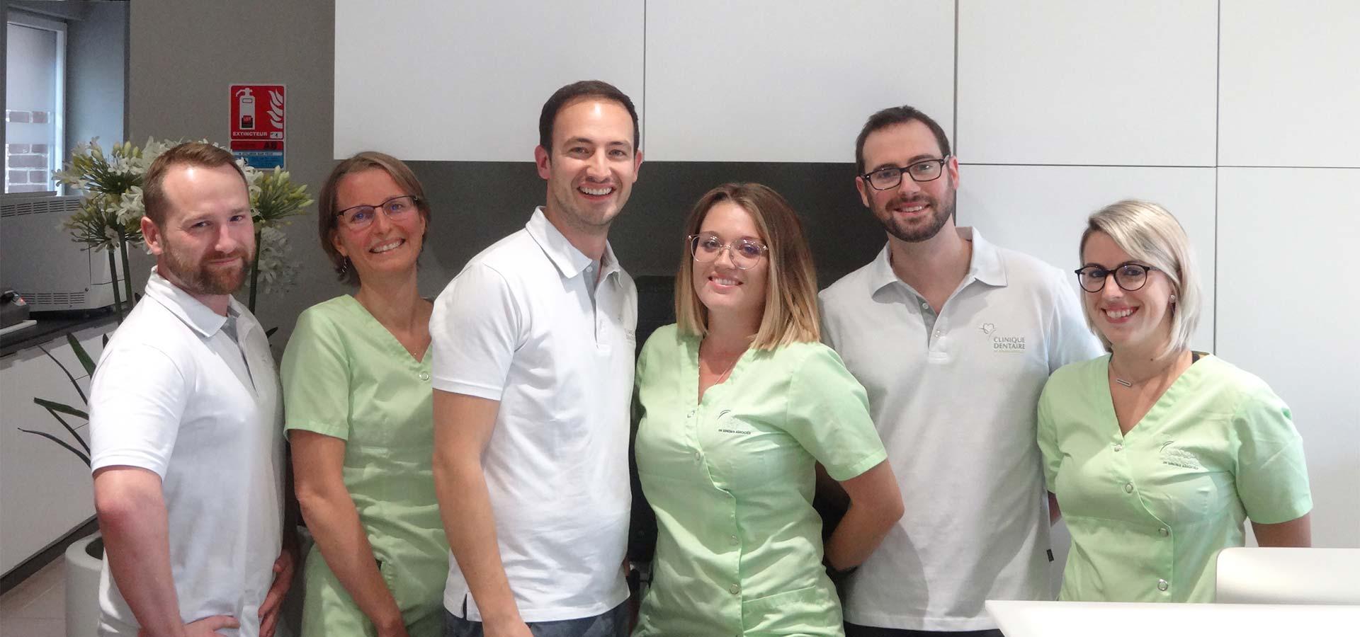 Clinique dentaire Dr Simon et Associés | Parodontologie à Carvin